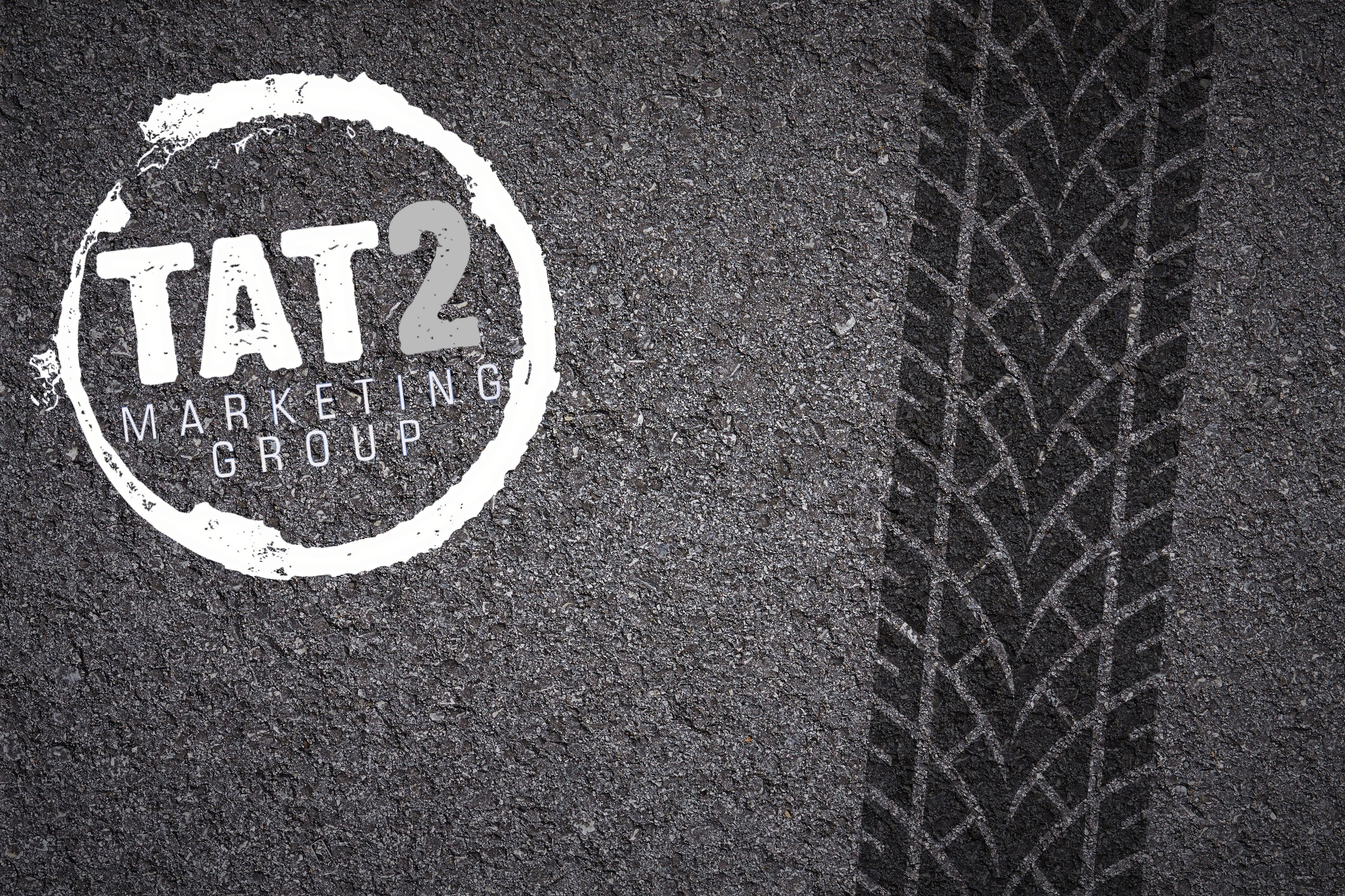 Logo and tire