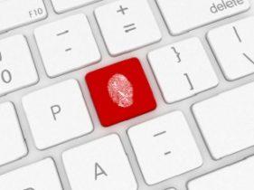 Fingerprint key identity thief law